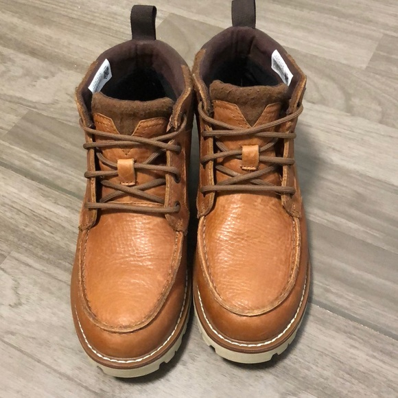 Toms Waterproof Mens Hawthorne Boots